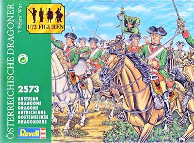 Sterreichische Dragoner Siebenjhriger Krieg Antiquarisch 172