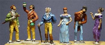 Kamar Figuren Und Modellbau Shop Civilians 19th Century