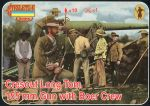 Cresout Long Tom 155 mm with Boer Crew, 1:72