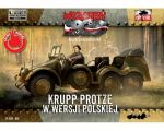 Krupp Protze, polish army version, 1:72