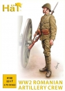 Romanian Artillery, World War 2, 1:72