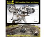 German Winter Unit with Pak36 / Servants