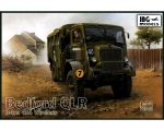 Bedford QLR, 3-ton 4x4 Wireless 1:72