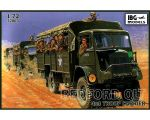 Bedford QLT 4x4 Troop Carrier 1:72