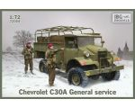Chevrolet C30A General Service,  1:72