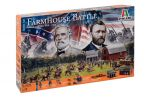 "Amerikanischer Bürgerkrieg ""Farmhouse Battle"" Set, 1:72"