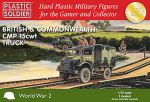 British and Commonwealth CMP 15cwt truck