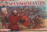 Spanish Infantry, 16th century, Set 2, 1:72