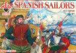Spanish Sailors, 16th century, Set 1, 1:72