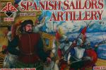 Spanish Sailors, 16th century, Set 3, 1:72