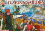 Italian Sailors, 16th century, Set 1, 1:72