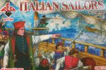 Italian Sailors, 16th century, Set 2, 1:72
