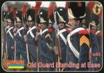 French old Guard, standing at ease, 1:72