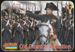 French old Guard, in attention, 1:72