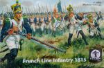French Infantry, with Officers, 1:72