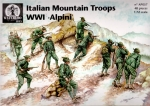 Italian Mountain Troops, Alpini, World War 1, 1:72