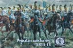 Prussian Cuirassiers, 1:72 (whitemetal)