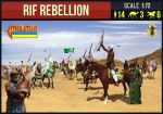 Rif Rebellion, 1:72